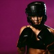 sexy woman fighter in boxing gloves - PhotoDune Item for Sale