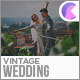 Vintage Wedding Slideshow - VideoHive Item for Sale