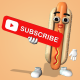 Hotdog - Youtube - VideoHive Item for Sale