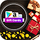 Gift Wallet - Free Reward Card - Android App + Admob + Facebook Integration