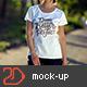 T-Shirt Mock-up v2
