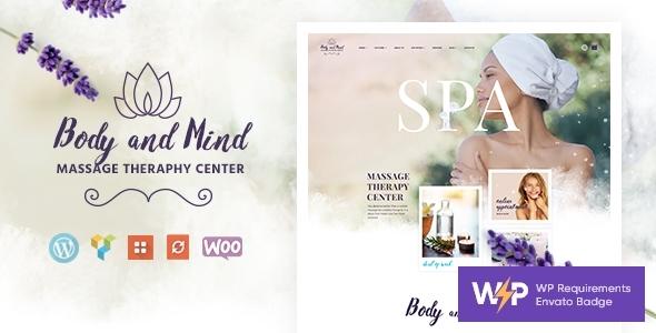 Edema   Wellness & Spa WordPress Theme