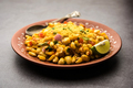 Sweet Corn Chat or Chaat is a popular Indian Roadside healthy snack - PhotoDune Item for Sale