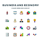 Business and Economy Icons