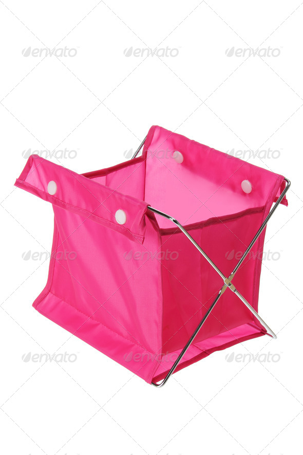 Folding Storage Box - Stock Photo - Images