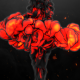 Fire With Smoke Collision Logo Reveal - VideoHive Item for Sale