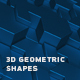 3D Geometric Shapes - VideoHive Item for Sale