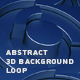 Abstract 3d Background Loop - VideoHive Item for Sale