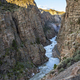Early morning view of Shoshone Canyon near Cody Wyoming - PhotoDune Item for Sale
