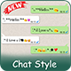 Chat Styler for Whatsapp 2020 - Android App + Admob + Facebook Integration