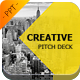 Creative Pitch Deck Animated