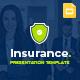 Insurance Agency Presentation Google Slides Template