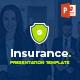 Insurance Agency Presentation PowerPoint Template