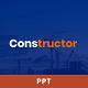Constructor - Construction Presentation Template