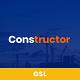 Constructor - Construction Google Slide Template