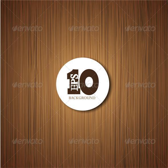 vector wooden background - Miscellaneous Vectors
