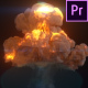 Explosion Glitch Title - VideoHive Item for Sale