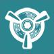 Hybrid Sci-Fi Logo