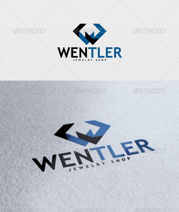 Wentler Logo - Letters Logo Templates