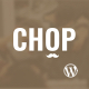 Chop - Barber Shop WordPress Theme