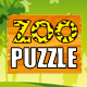 Zoo Puzzle - Game HTML5 and Mobile
