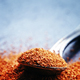 Ground sweet red paprika in a spoon - PhotoDune Item for Sale