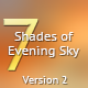 Shades of Evening Sky - GraphicRiver Item for Sale