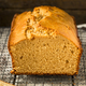 Homemade Peanut Butter Bread Loaf - PhotoDune Item for Sale