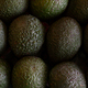 Green avocado vegetables background, top view, close up - PhotoDune Item for Sale