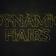 Dynamic Hairs Titles - VideoHive Item for Sale