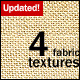 4 Small Grain Fabric Textures - GraphicRiver Item for Sale