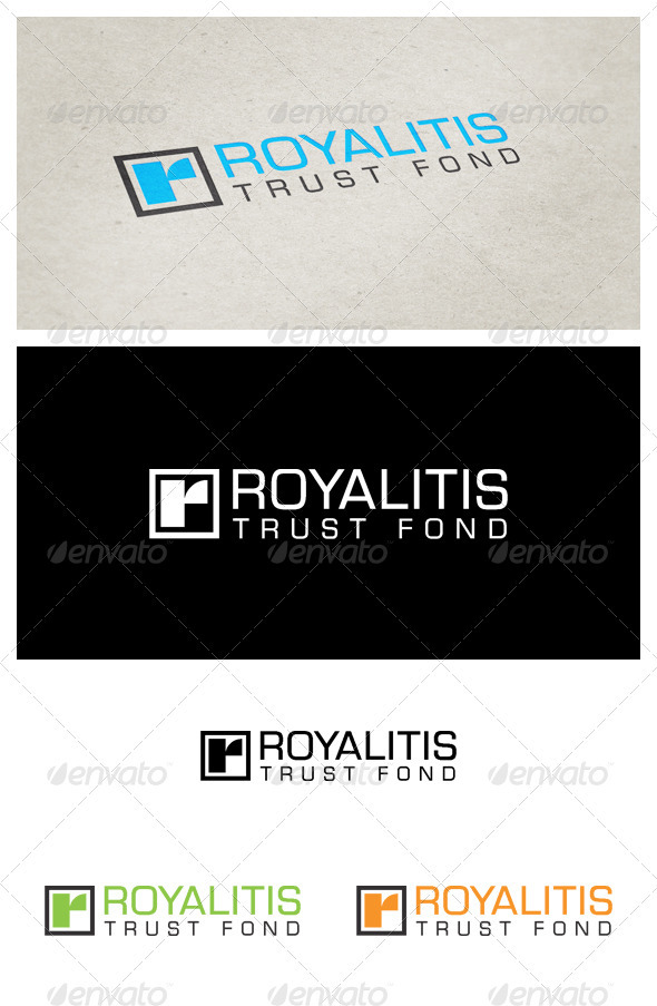 Royalitis - Letters Logo Templates