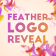 Feather Logo Reveal - VideoHive Item for Sale