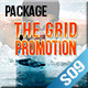 Download The Grid Action Promo Package from VideHive