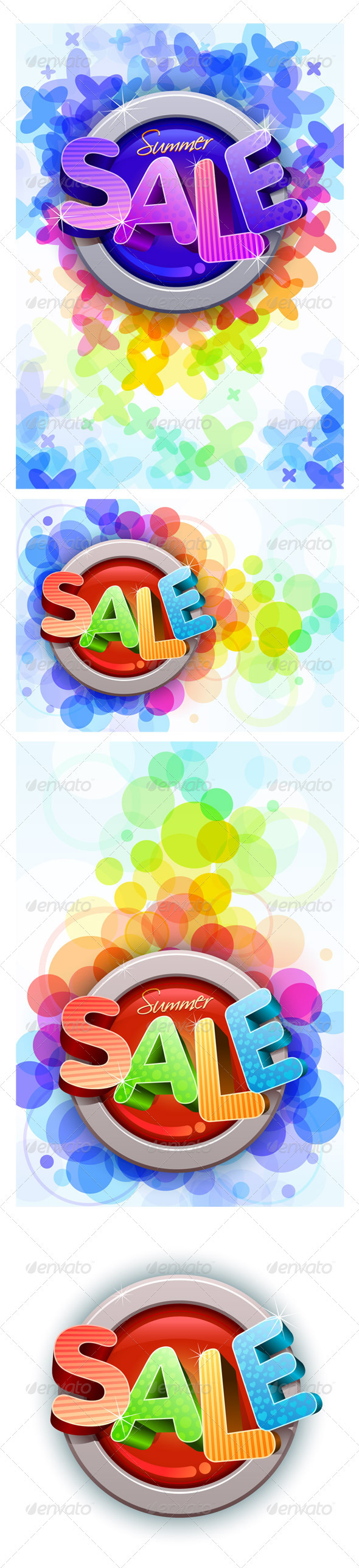 Sale Badge and Poster - Commercial / Shopping Conceptual