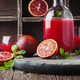 Sweet juice with red oranges and mint - PhotoDune Item for Sale
