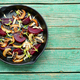 Grilled salad with beets and mushrooms - PhotoDune Item for Sale