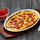 traditional cherry clafoutis, contains pits of the cherries - PhotoDune Item for Sale