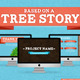 Tree Story Powerpoint - GraphicRiver Item for Sale