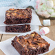 Homemade brownies with marshmallow - PhotoDune Item for Sale