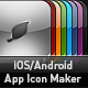 Easy App Icon Maker - GraphicRiver Item for Sale