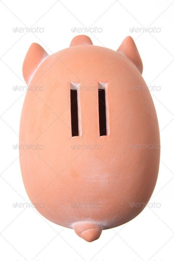 Piggy Bank - Stock Photo - Images