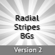 Radial Stripes BGs Generator - GraphicRiver Item for Sale
