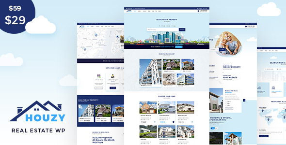 Download Houzy – Real Estate Free Nulled