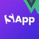 Sapp - Vue JS App Landing Page