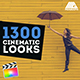LUTs Color Presets Pack | Cinematic Looks - Final Cut - VideoHive Item for Sale