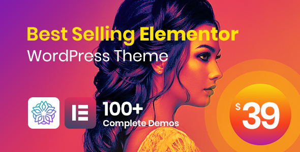 Phlox Pro - Elementor MultiPurpose WordPress Theme Nulled