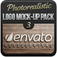 Photorealistic Logo Mock-Up Pack 3 - GraphicRiver Item for Sale