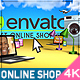Online Shopping Store Promo - VideoHive Item for Sale