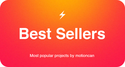 Recommend items by motioncan